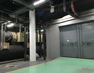 厂房机电安装工程