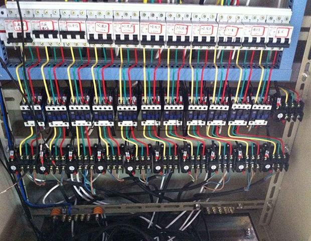 环保项目强弱电安装