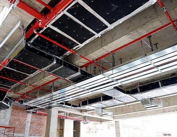 遵义空调管网安装劳务