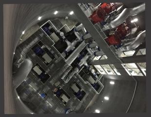 机电设备深井安装劳务