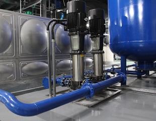 环保水处理器安装