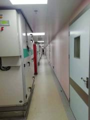 医院净化空调安装